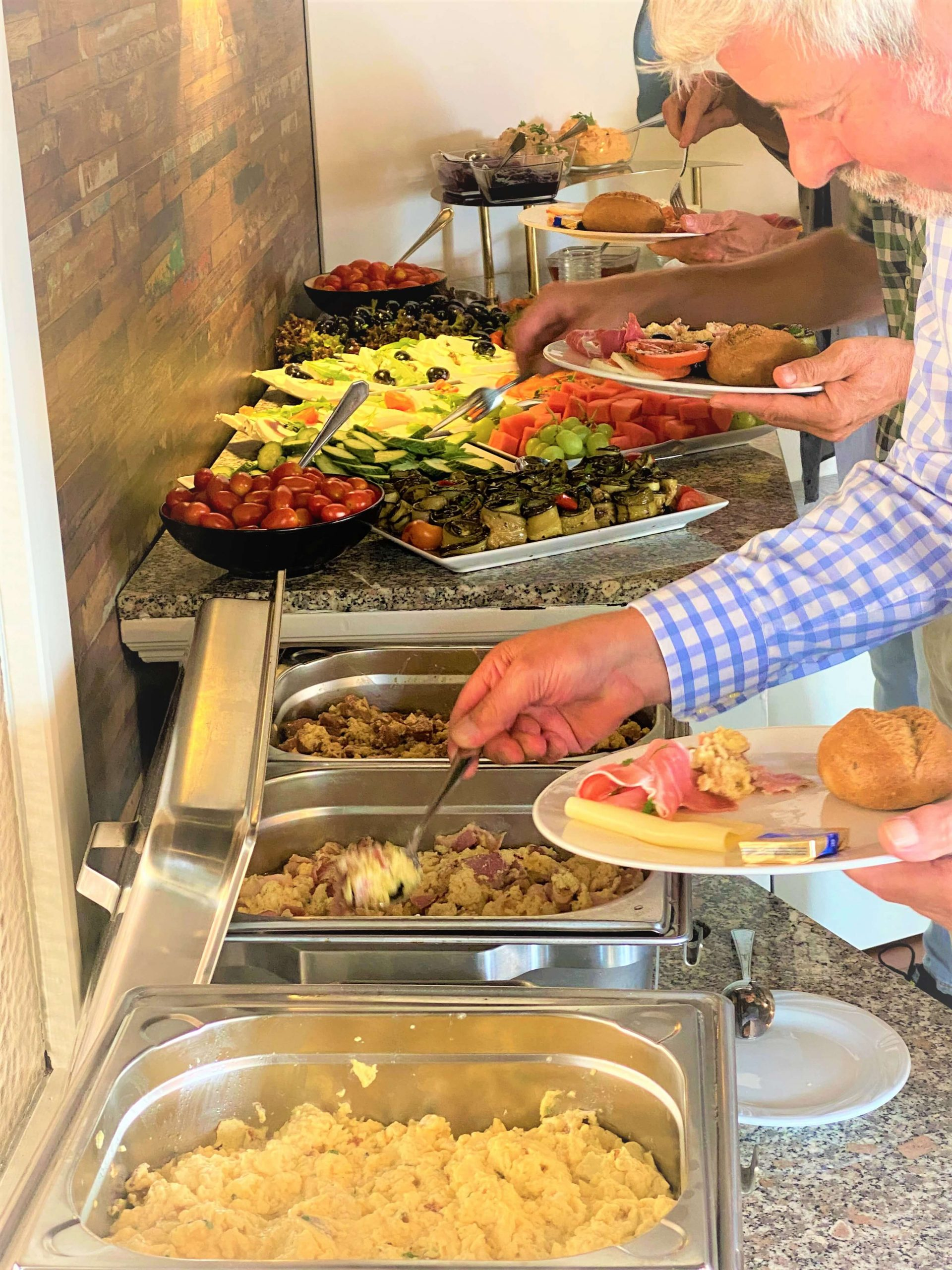 Frühstücksbuffet Hannover